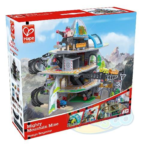 HAPE-MIGHTY MOUNTAIN MINE