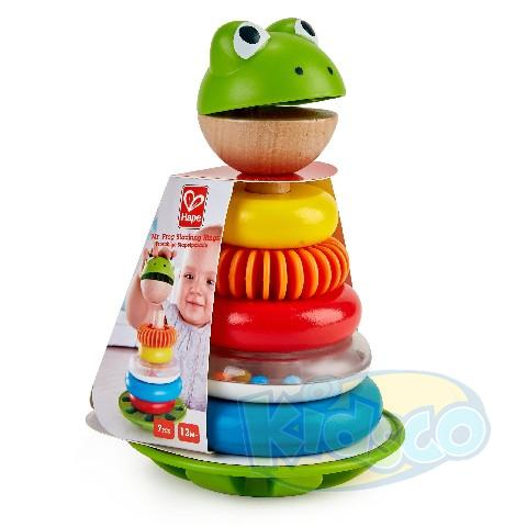 HAPE-MR. FROG STACKING RINGS