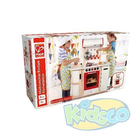 Jucarie HAPE-MULTI-FUNCTION KITCHEN