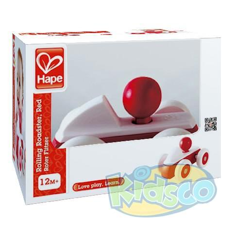 HAPE-ROLLING ROADSTER,RED