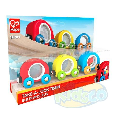 HAPE-TAKE-A-LOOK TRAIN