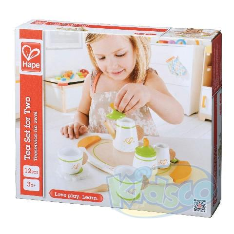HAPE-TEA SET FOR TWO