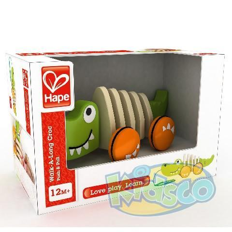 HAPE-WALK-A-LONG CROCODILE/FSC