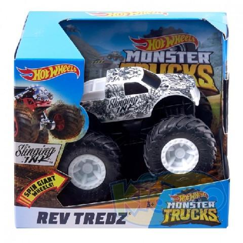 "Hot Wheels ""All Fried Up"" Monster Truck"