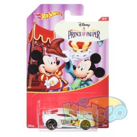 Hot Wheels Disney ast