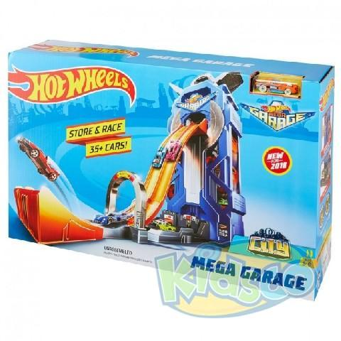 Hot Wheels Mega Garaj