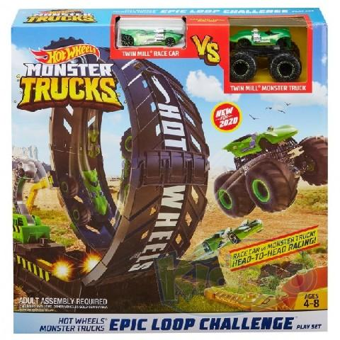 "Hot Wheels Monster Trucks ""Monstro-Bucla"""