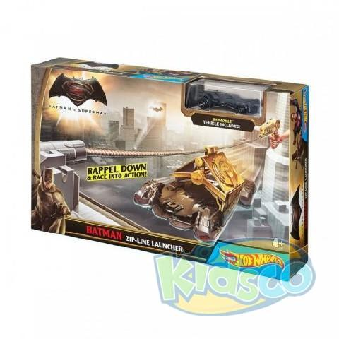 Hot Wheels Set DC Comics ast