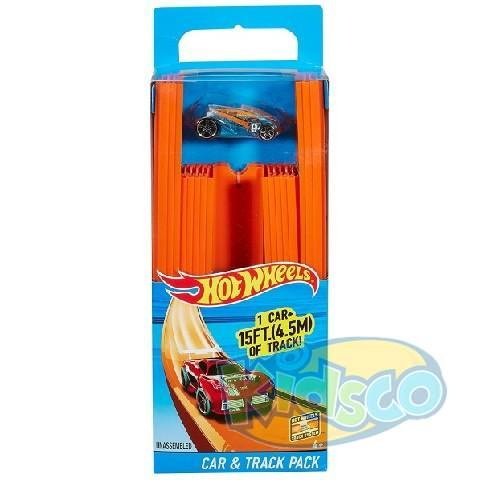 Hot Wheels Set Piste cu Masina de baza