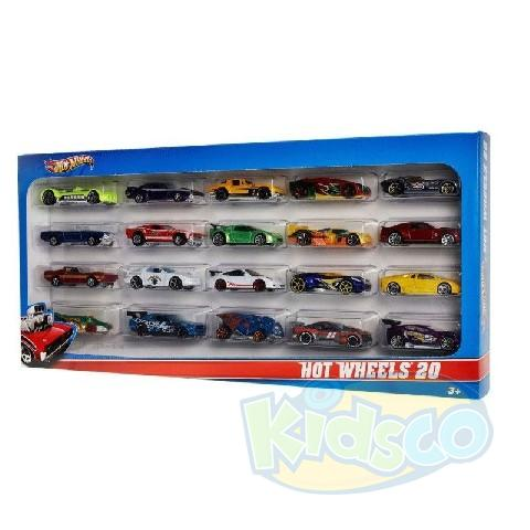 HW Basic Car 20-Pack Asst