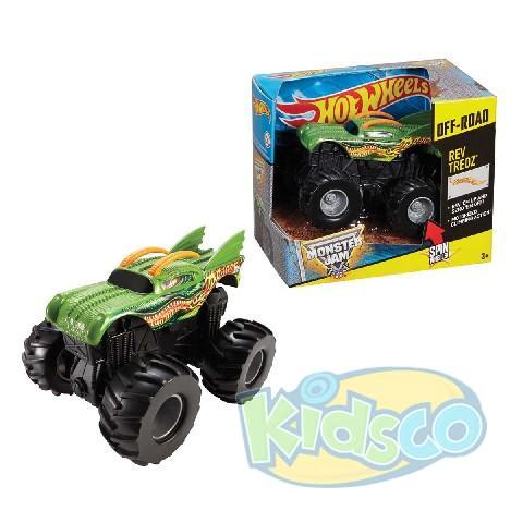 "HW Monster Jam ""Monster Car"" ast"