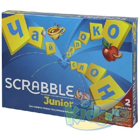 Joc de masa Scrabble Junior (rus)