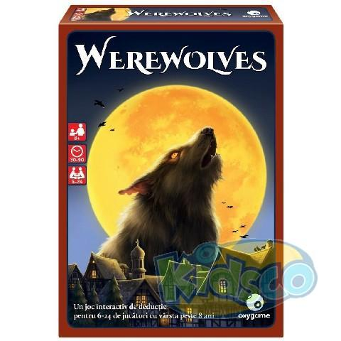 Joc de societate Werewolves