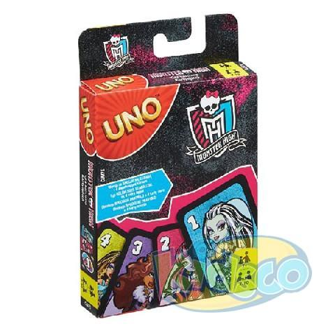 "Joc UNO ""Monster High"" nou"