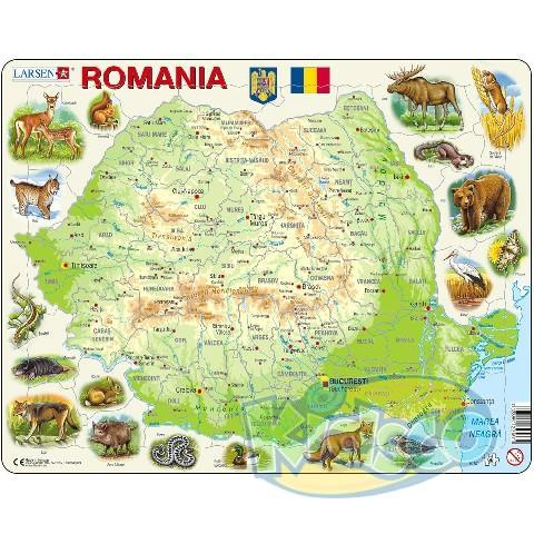 K67 - ROMANIA PHYSICAL WITH ANIMALS (ROMANIA)