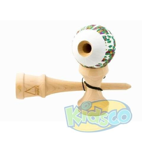 Kendama Krom Party Pelle-Scoped Rubber