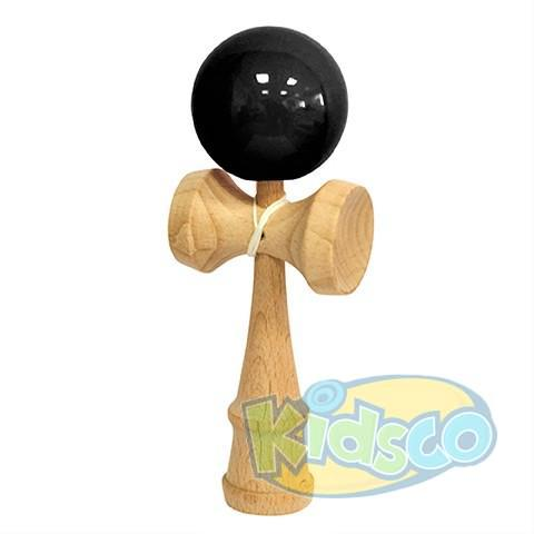 Kendama Krom Solid Black