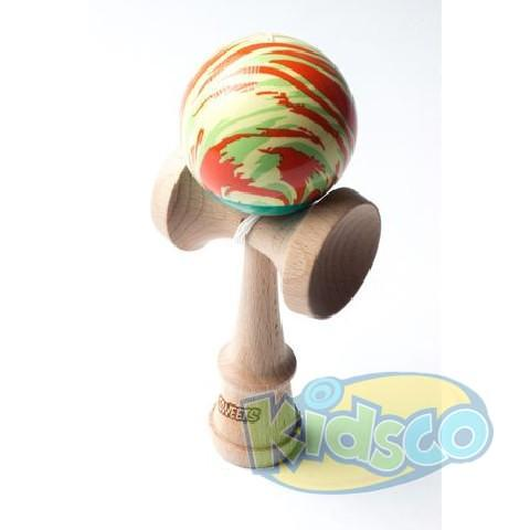 Kendama Sweets Prime Grain Split Tropical