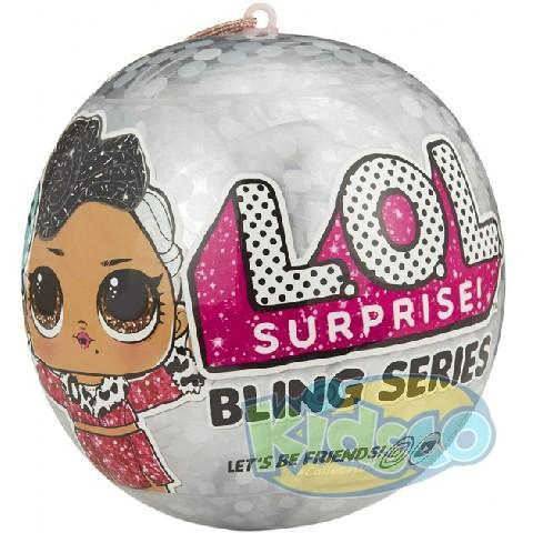 LOL Surprice Bling Ball Series