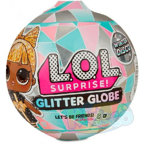 LOL Surprise Glitter Globe Winter Disco
