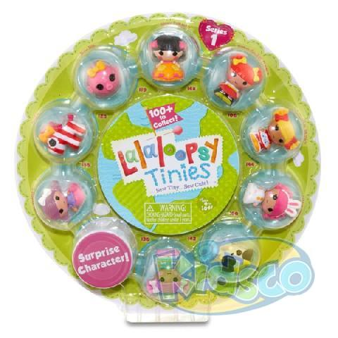 Lalaloopsy Tinies 10-Packs
