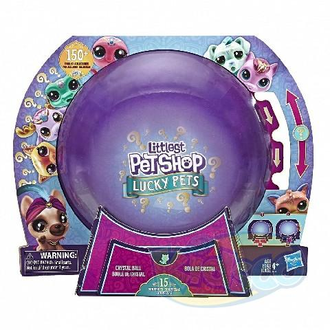 LPS LUCKY PETS CRYSTAL BALL