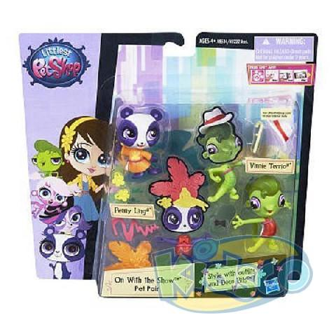 LPS PET PAIRS AND FASHIONS