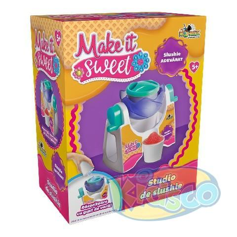 MAKE IT SWEET - STUDIO DE SLUSHIE