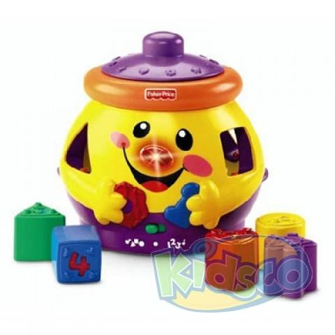 Mattel Fisher Price oala muzicala