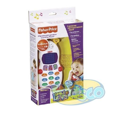 Mattel Fisher Price telefon inteligent rom