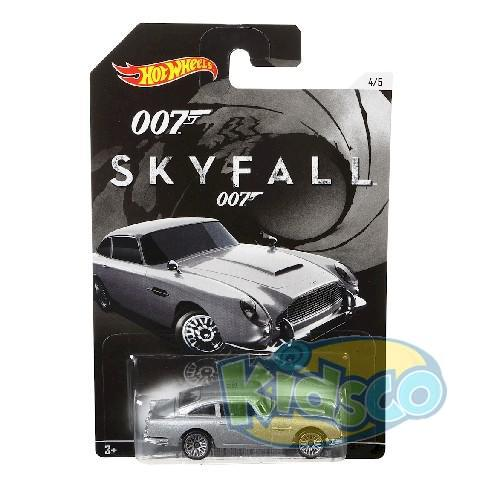 Mattel Hot Wheels masina lui JAMES BOND