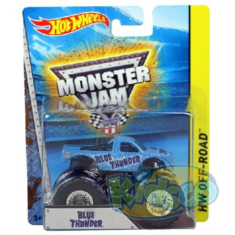 Mattel Hot Wheels Monster Jam