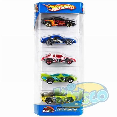 Mattel Hot Wheels set 5 masinele