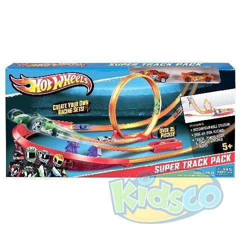 "Mattel Hot Wheels Track ""Rollercoaster"""