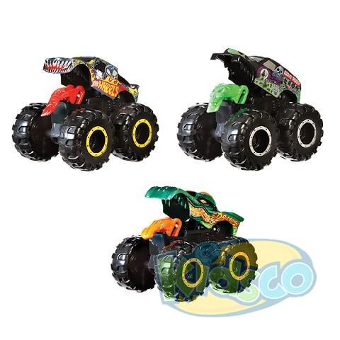 "Hot Wheels Monster Jam ""Monster-mutant""asst"