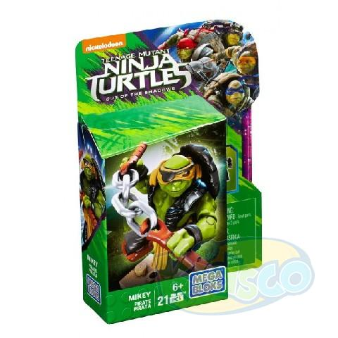 "Mega Bloks Figure de collectia ""Ninja Turtles"" asortat"