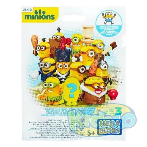Mega Bloks Minions Figurine Mignon sortiment 0656a9a6846