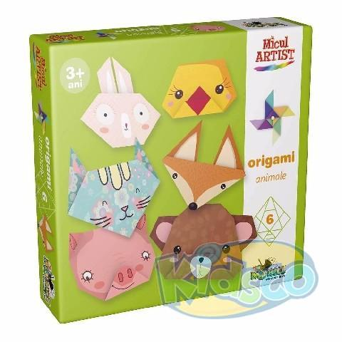 Micul Artist - Origami (Animale)