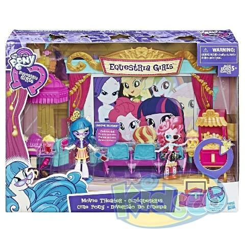 MLP EG MINIS MOVIE THEATER