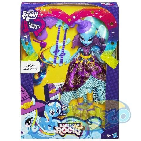 MLP EG SUPER FASHION DOLLS
