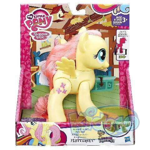 MLP EXPLORE EQUESTRIA ACTION FRIENDS AST