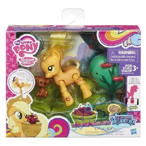 MLP EXPLORE EQUESTRIA ACTION PACK AST