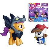 MLP FIM COLLECTABLE STORY PACK 02