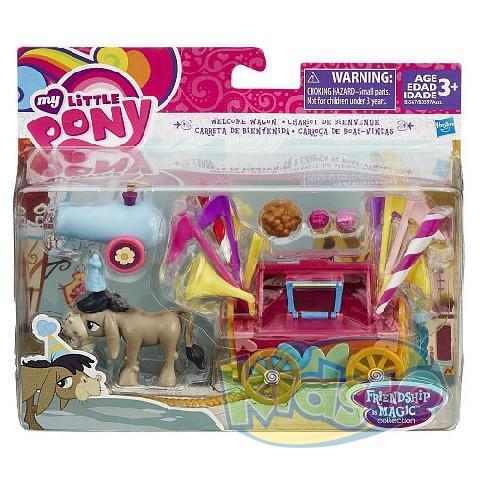 MLP FIM COLLECTABLE STORY PACK 03