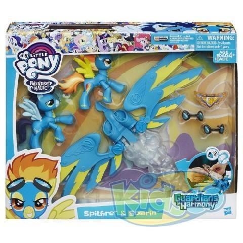 MLP GOH SPITFIRE AND SOARIN
