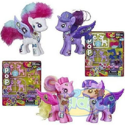 MLP POP DELUXE MULTI CHARACTER PACK