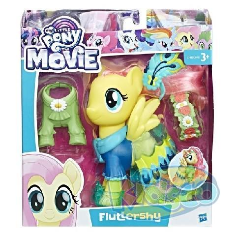 MLP THE MOVIE SNAP ON FASHIONS AST