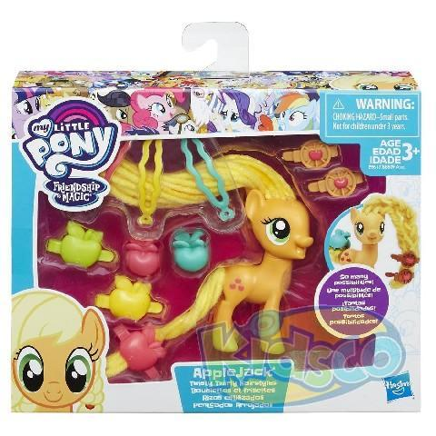 MLP TWISTY TWIRLY HAIR STYLES AST W1 17