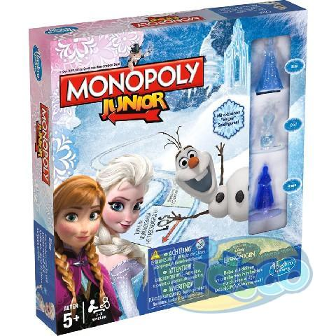 MONOPOLY JUNIOR FROZEN EDITION