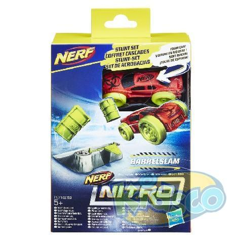 NER NITRO SINGLE STUNT AND CAR AST